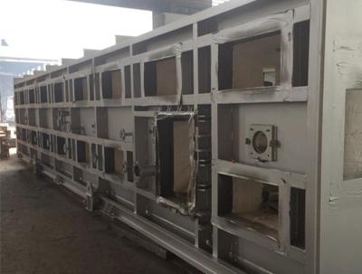 Nippon Steel Installation Record