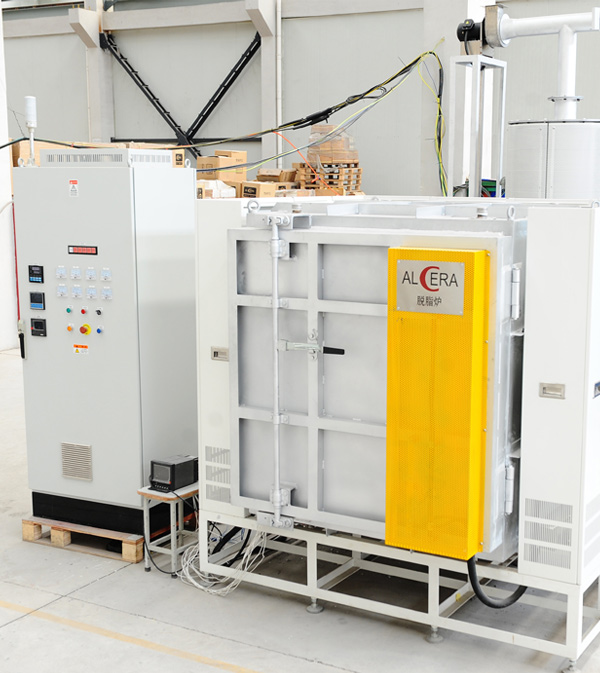 Hot Air Cycle Degreasing Furnace
