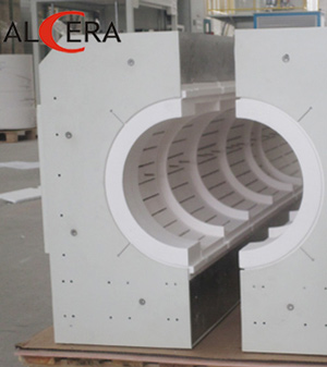 Horizontal Atmosphere Tubular Resistance Furnace