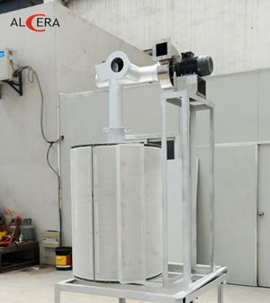 Exhaust Gas Purification Furnace